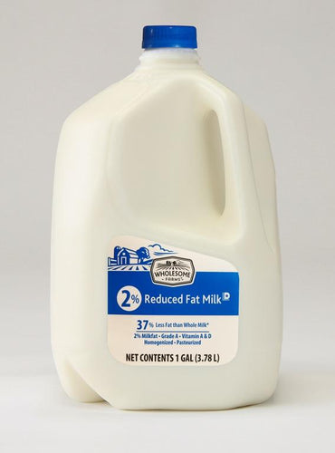 Milk 2% Gallon - Groveland General