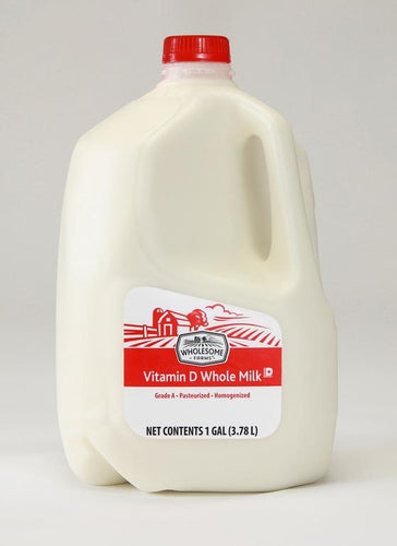 Milk Whole Gallon - Groveland General