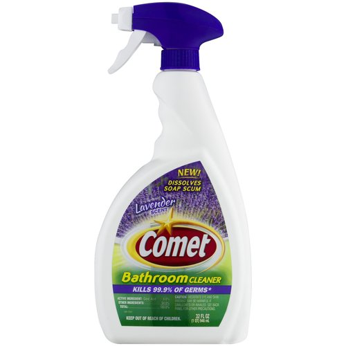 Comet - Ready To Use Liquid Bathroom Disinfectant - 32 oz. - Groveland General