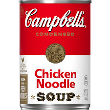 Campbell's - Easy Open Chicken Noodle Soup - 7.5 oz. - Groveland General