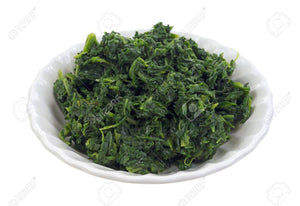 Chopped Spinach - 2 lbs. - Frozen - Groveland General