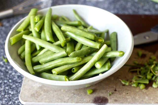 Whole Green Beans - Frozen - Groveland General