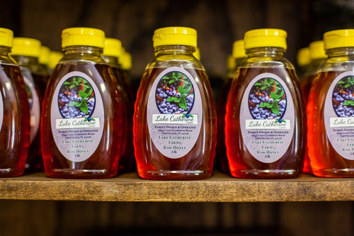 Lake Catherine Farms Famous Honey - 2 lbs. - Groveland General