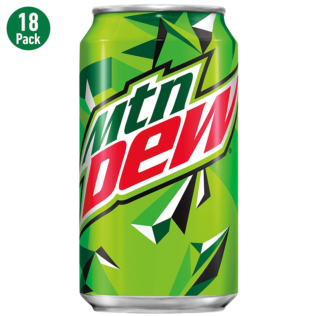 Mountain Dew - Canned - 24 Case - Groveland General