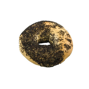 Poppyseed Bagels - Frozen - Groveland General
