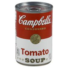 Cambell's  - Tomato Soup - 7.25 oz. Can - Groveland General