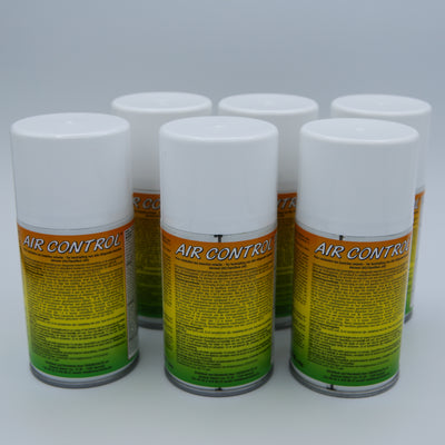Pack de 6 aérosols Air Control Pyrèthre 250ml