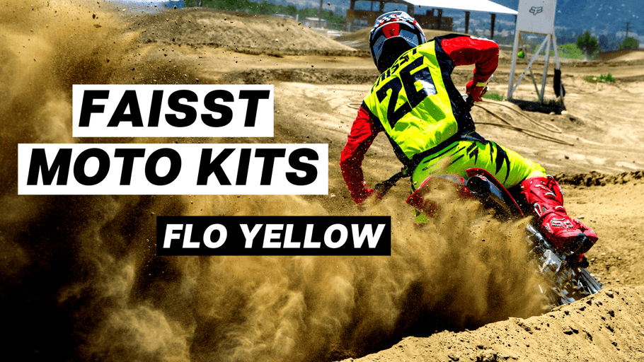 Faisst Moto Kit: The Flo Yellow