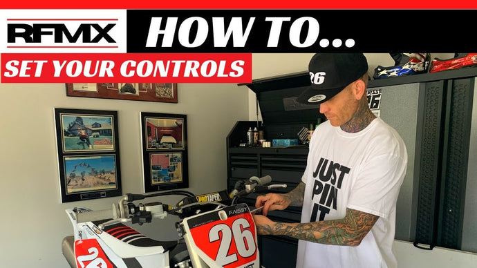 HOW TO SET UP YOUR DIRT BIKE!