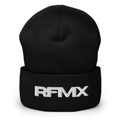 RFMX EMBROIDERED BEANIE
