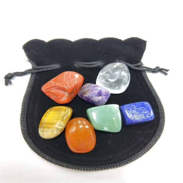 7pcs Crystal Set