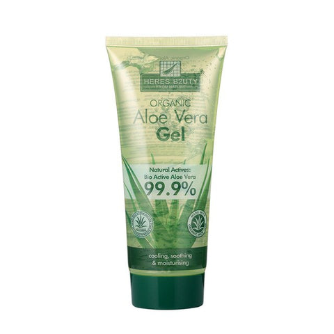 99% Natural Organic Aloe Vera Soothing Gel