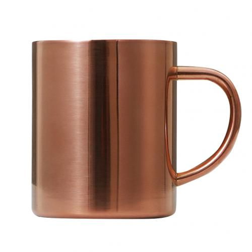 Copper Plated Mug with handle