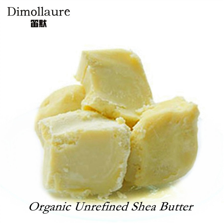 Unrefined Organic Shea Butter