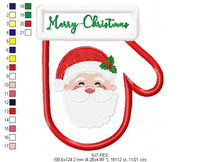 Christmas Tree Cutlery Holder (ITH) - Applique -  2 sizes - Machine Embroidery Design