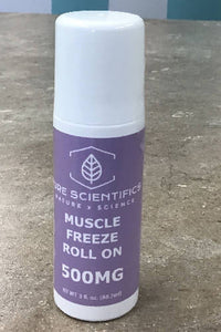PURE SCIENTIFICS MUSCLE FREEZE - T2PRI