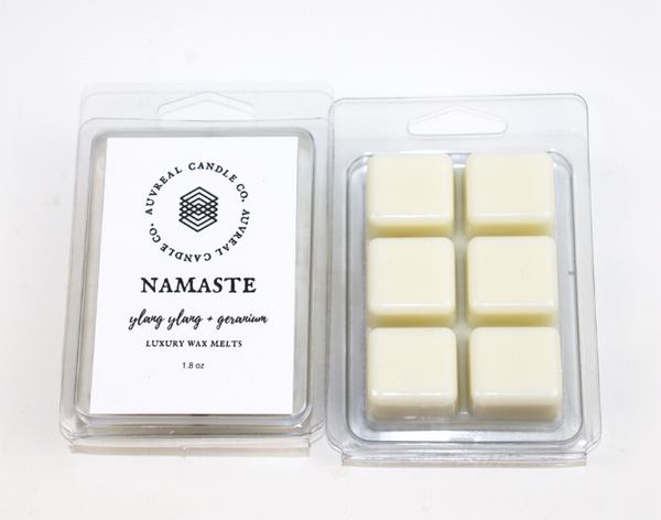Luxury Cube Wax Melts