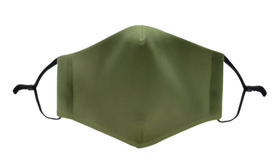 Sjimmy Mondkapje Army Green