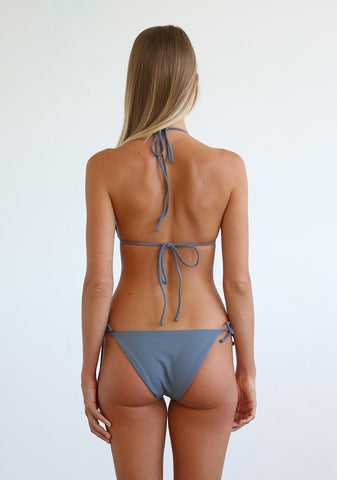 String bottoms - Smoke grey
