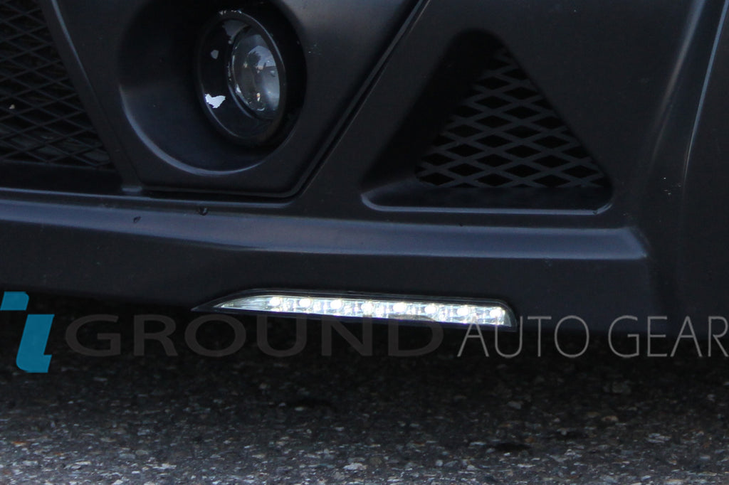 06-11 CIVIC CSX 4DR | DAY RUNNING LIGHT LED