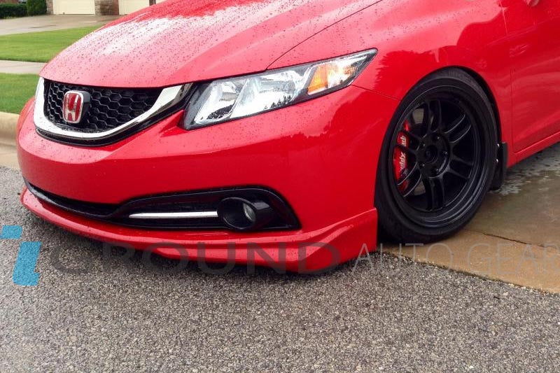 13-15 CIVIC 4DR | MODULO FRONT LIP