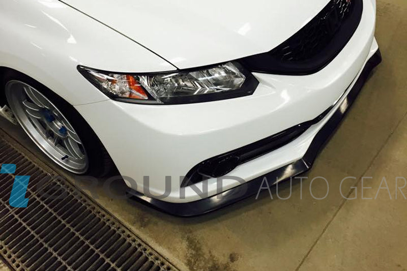 13-15 CIVIC 4DR | TYPE-A FRONT LIP