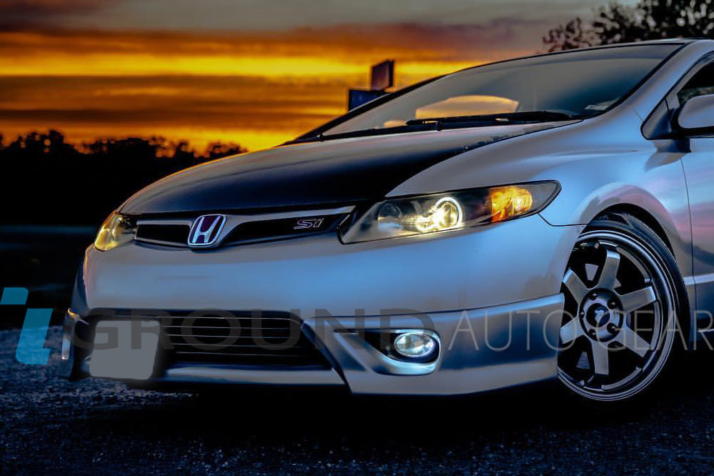 06-08 CIVIC 2DR | HFP FRONT LIP