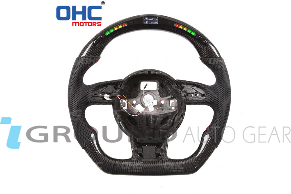 AUDI OHC MOTORS | LED STEERING WHEEL (CORE)