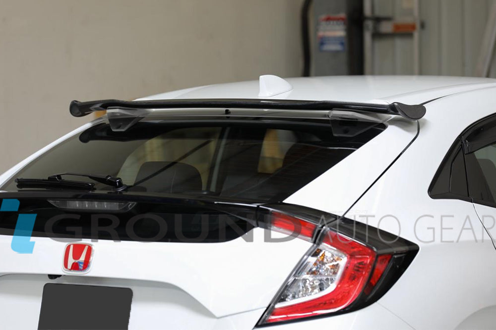 17-21 HONDA CIVIC 5DR | SPOON SPOILER