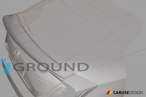 17-20 CIVIC 5DR | AERO FLAP VISOR