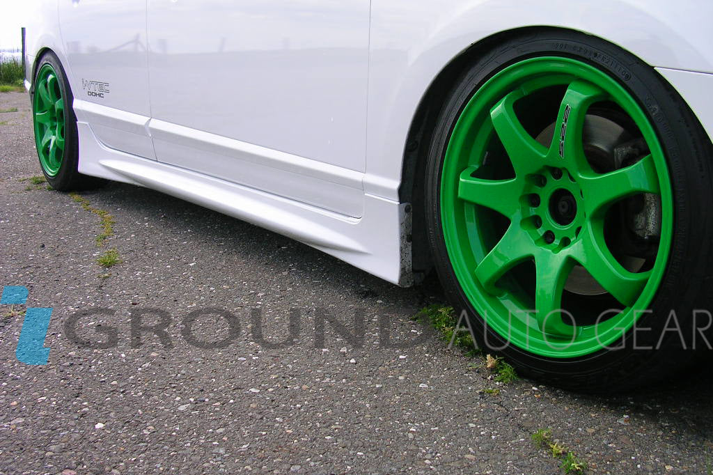 06-11 CIVIC CSX 4DR | MUGEN SIDE SKIRTS