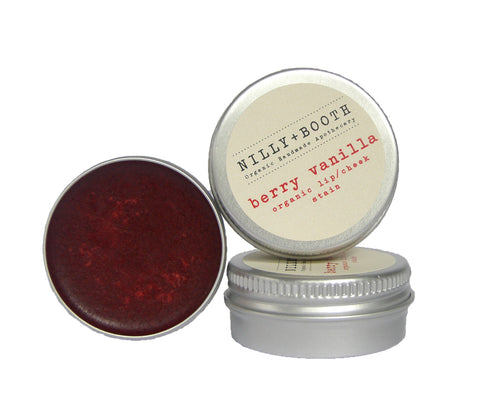 Berry Vanilla Organic Lip/Cheek Stain