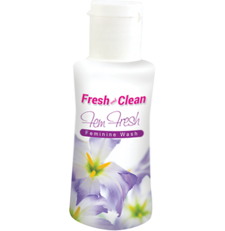 FRESH AND CLEAN FEMFRESH FEMININE WASH