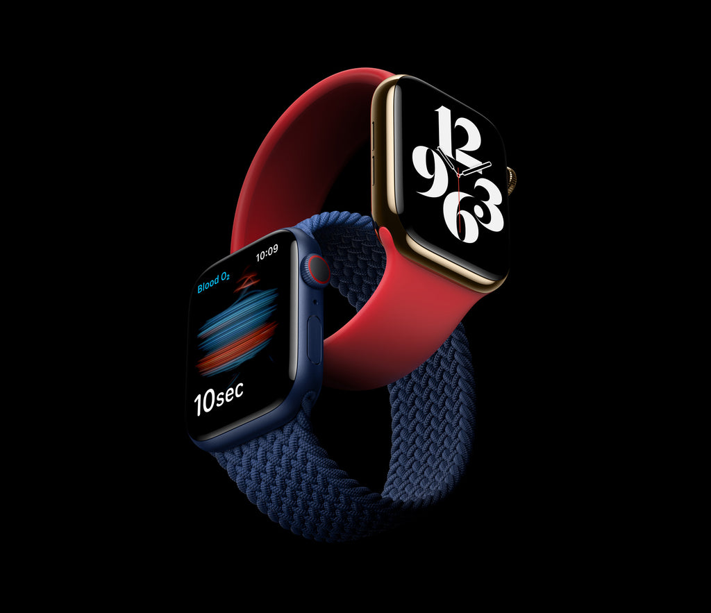 Apple Announces New Apple Watch Series 6!! Including NEW Blood Oxygen Technology and MORE!!!