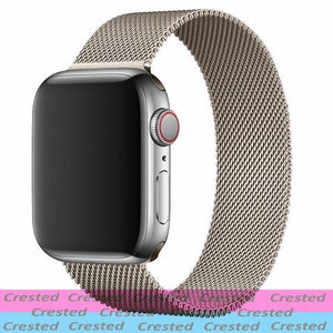 Milanese Loop Band For Apple Watch - Fancy Bands