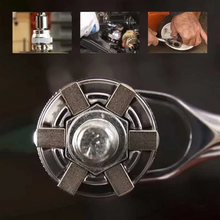 Load image into Gallery viewer, Adjustable 10-19mm professional magnetic socket wrench