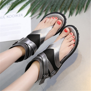 Sandwich toe breathable inner sandals