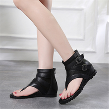 Load image into Gallery viewer, Sandwich toe breathable inner sandals