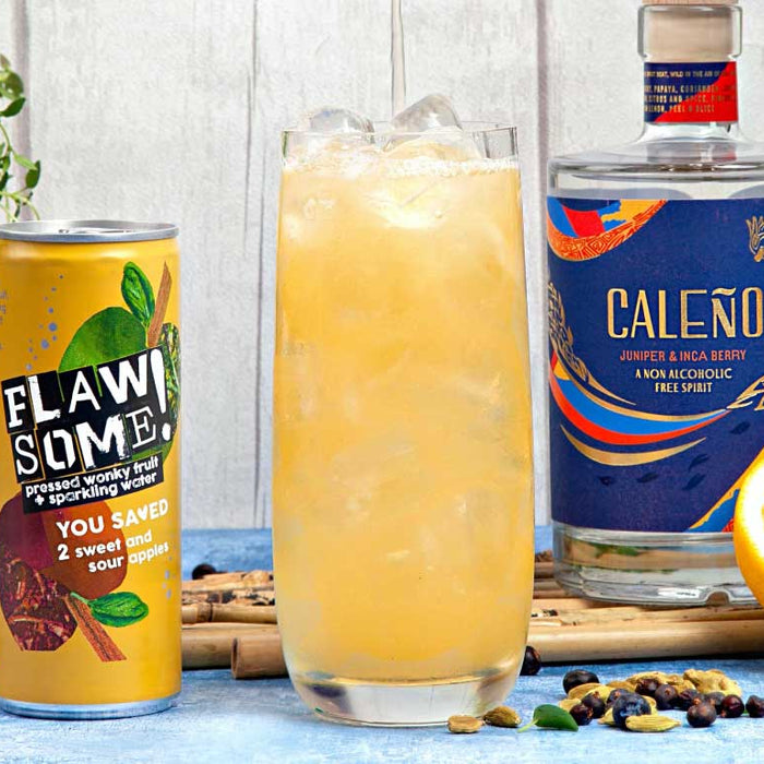 Recipes | Sustainable Cocktails @ Home by Flawsome!