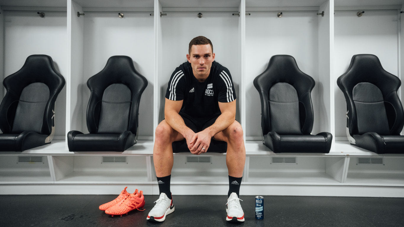 Interview | 11 Quick Fire Questions with George North...Wales & British Lions Rugby