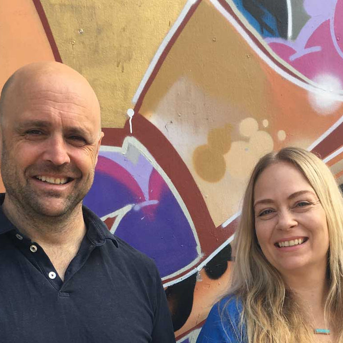 Founders Interview | Hamish McCall & Katja Thrane @ POP