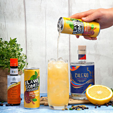 Tropical Breeze Cocktail