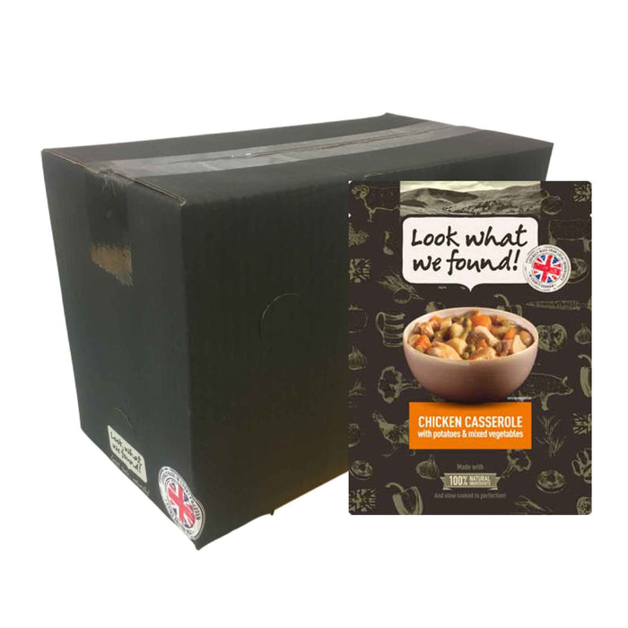 Look What We Found! - Microwave Ready Meals - Chicken Casserole