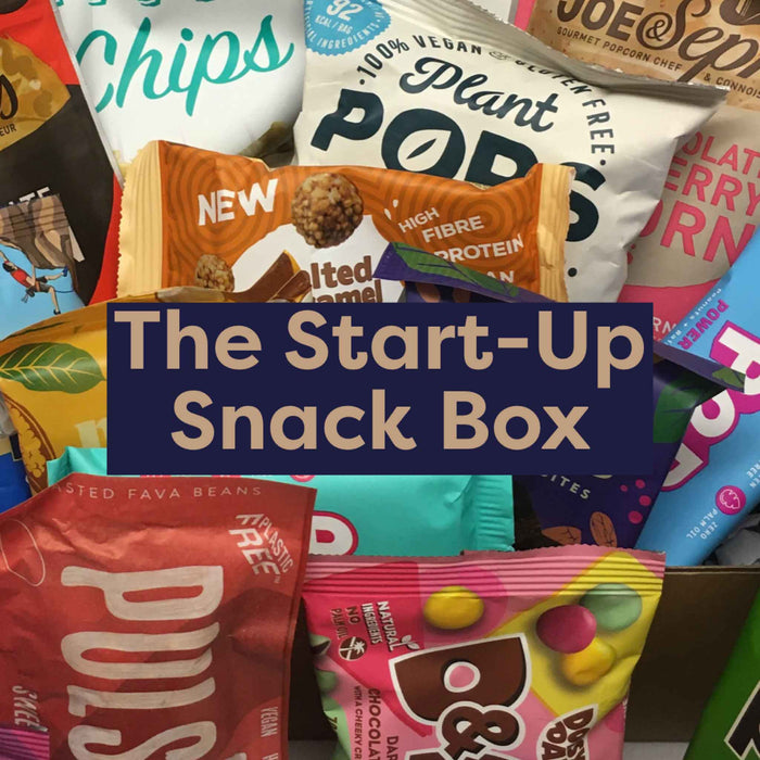 The Start-up Snackmasters Snack Box