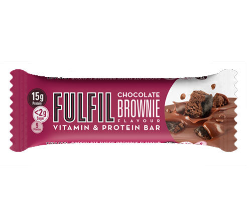 Fulfil - Protein Bars - Chocolate Brownie (15 x 40g)