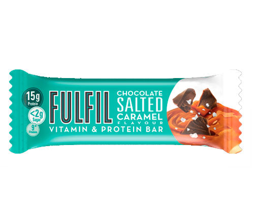 Fulfil - Protein Bars - Salted Caramel (15 x 40g)