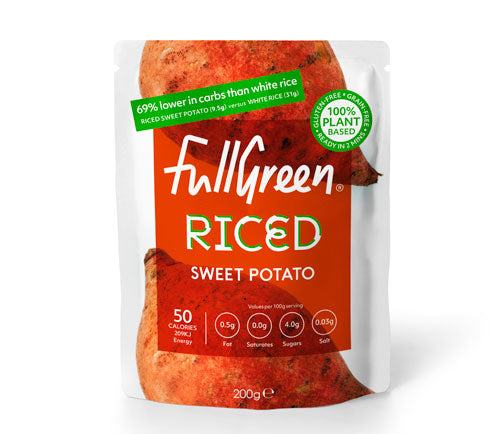 Fullgreen - Microwaveable Sweet Potato Rice (6 x 200g)