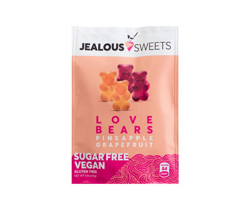 Love Bears (Pineapple & Grapefruit) (10 x 40g)