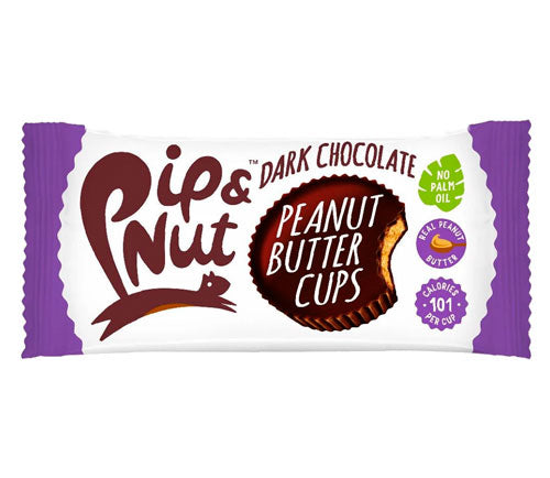 Dark Chocolate Peanut Butter Cups (15 x 34g)