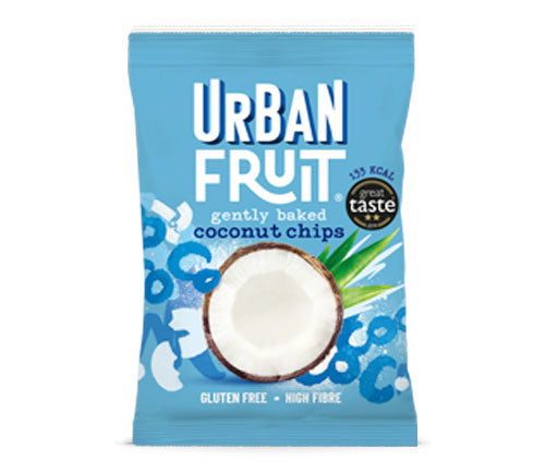 Urban Fruit - Dried Fruit Snack Packs - Coconut Chips